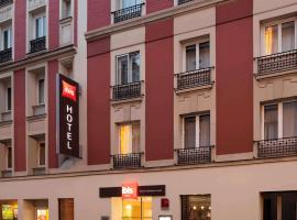 ibis Maine Montparnasse, hotel near Denfert-Rochereau Metro Station, Paris