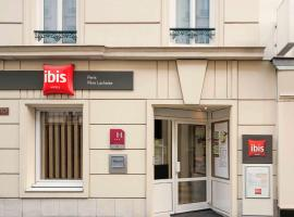 ibis Paris Père Lachaise, hotel near Gallieni Metro Station, Paris