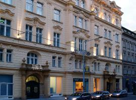 Hotel Century Old Town Prague - MGallery Hotel Collection, hotel near Florenc Central Bus Station, Prague