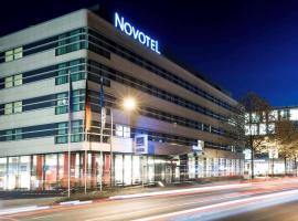 Novotel Aachen City, hotel in Aken