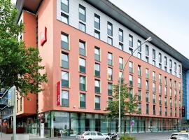 ibis Hotel Hamburg St. Pauli Messe, hotel in Hamburg