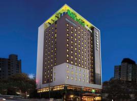 Ibis Styles Ambassador Seoul Gangnam, hotel near Bongeunsa Temple, Seoul