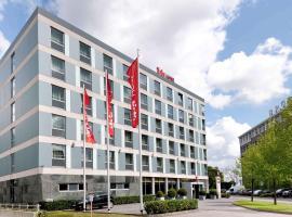 ibis Köln Messe, отель в городе Кёльн, рядом находится Торгово-выставочный центр Кельна