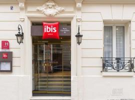 ibis Paris Vaugirard Porte de Versailles, hotel near City Hall of the 15th district of Paris, Paris