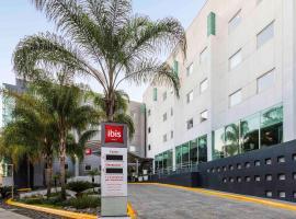 Ibis Guadalajara Expo, hotel en Guadalajara