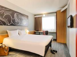 ibis Hotel Hannover City, barrierefreies Hotel in Hannover