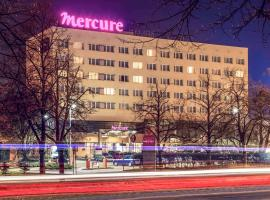 Hotel Mercure Toruń Centrum, hotel near Exposition Hall - Toruń Fairs, Toruń