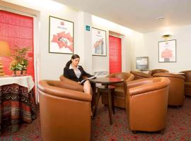 ibis Paris Le Bourget, hotel near Bobigny-Pablo Picasso Metro Station, La Courneuve