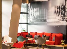 Hotel ibis Rennes Centre Gare Sud, hotel in Rennes