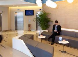 Shenzhen Novotel Watergate(Kingkey 100), hotel in Shenzhen