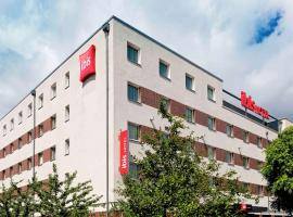 ibis Hotel Hamburg Airport, hotel near Hamburg Airport - HAM,