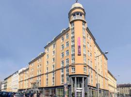 Hotel Mercure Wien Westbahnhof, hotel near Wiener Stadthalle, Vienna