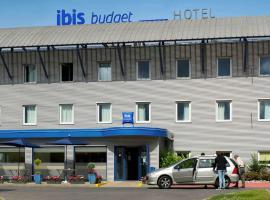 ibis Budget Charleroi Airport, hotel near Charleroi Airport - CRL,