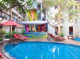 Ibis Styles Bali Legian, hotel near Double Six Beach, Legian
