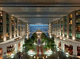 Novotel Bangkok Suvarnabhumi Airport, hotel in zona Aeroporto di Bangkok-Suvarnabhumi - BKK,