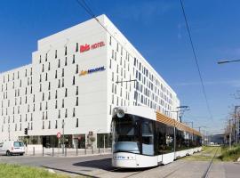 ibis Marseille Centre Euromed, pet-friendly hotel in Marseille