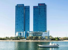 Novotel Abu Dhabi Gate, khách sạn ở Abu Dhabi
