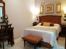 Hotel Europa Boutique Sevilla, hotel in Old Town, Seville