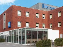 ibis Budget Brussels South Ruisbroek, hotel in Ruisbroek
