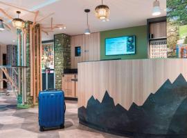 ibis Styles Annecy Centre Gare, hôtel à Annecy près de: École de ski d'Annecy Semnoz