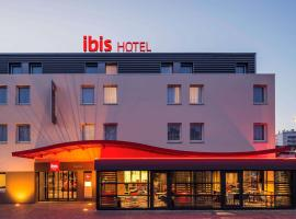 ibis Troyes Centre、トロワのホテル