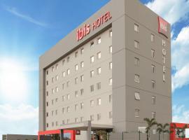 Ibis Jatai, hotel in Jataí