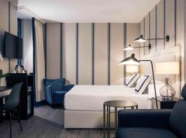 Hotel Mercure Jardines de Albia, hotel en Bilbao