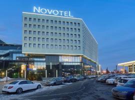 Новотель Красноярск Центр, отель в Красноярске