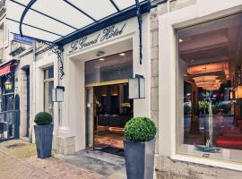 Hôtel Mercure Bayonne Centre Le Grand Hotel, hôtel à Bayonne près de: Guyenne et Gascogne, Siège
