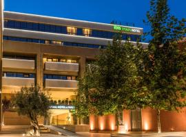 Ibis Styles Heraklion Central, luxury hotel in Heraklio Town