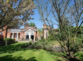 Mercure London North Watford Hunton Park, hotel near Watersmeet, Kings Langley