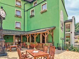 Mercure Sighisoara Binderbubi Hotel & Spa, hotel in Sighişoara