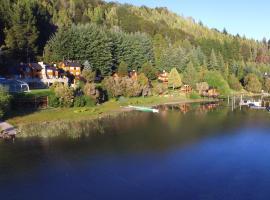 Cabañas Puerto Pireo, complejo de cabañas en San Carlos de Bariloche