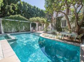 Beverly Hills Celebrity Home, boutique hotel in Los Angeles