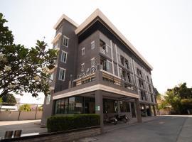 OYO 839 Next At Rayong Hotel, hotel in Rayong