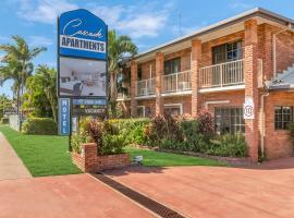 Cascade Motel In Townsville, hotel near Billabong Sanctuary, Townsville