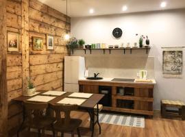 Privāta brīvdienu naktsmītne Apartments in Liepaja Liepājā