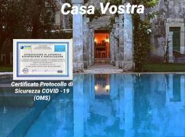 Palazzo Ducale Venturi - Luxury Hotel & Wellness, hotel in Minervino di Lecce