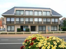 Gezellig appartement voor het gezin, spa hotel in Middelkerke