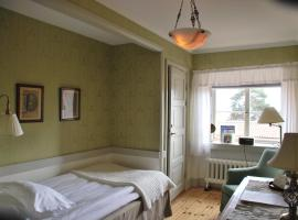 Sigtunastiftelsen Hotell & Konferens, hotel in zona Aeroporto di Stoccolma-Arlanda - ARN, Sigtuna