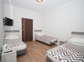 Baltika – hotel w Stegnie
