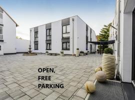 Naam Apartment Frankfurt Hotel City-Airport, serviced apartment in Frankfurt/Main