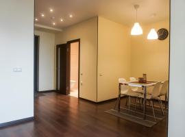 Апартамены с отдельной спальней в ЖК Арт, apartment in Krasnogorsk