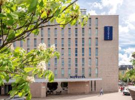 Novotel Freiburg am Konzerthaus, Hotel in Freiburg im Breisgau