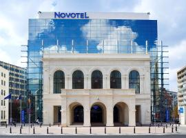 Novotel Bucharest City Centre, hotel near National Museum of Art of Romania, Bucharest