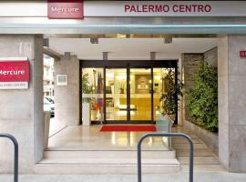 Mercure Palermo Centro, hótel í Palermo