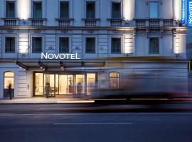 Novotel Wien City, hotel in Vienna