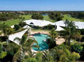 Mercure Bunbury Sanctuary Golf Resort, hotel in Bunbury