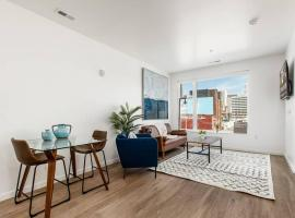 MODERN ONE BEDROOM APARTMENT IN THE HEART OF COL, apartment in Columbus