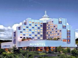 Novotel Balikpapan, hotel near Sultan Aji Muhammad Sulaiman International Airport - BPN, Balikpapan